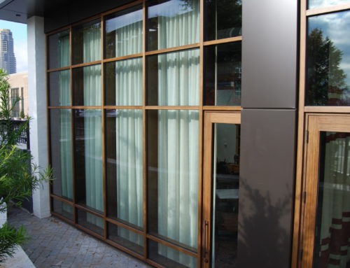 How Do Residential Curtain Wall Systems Work?